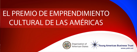 Participate in the Americas Cultural Entrepreneurship Award