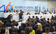 Impact of the Youth Dialogues in the 46th OAS General  Assembly