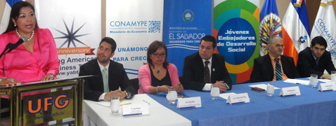 Nex Links workshops in Central America were a success